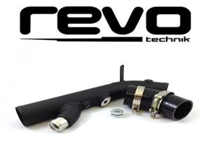 0000095 revo integrated throttle pipe for vw golf mk6 20 tsi